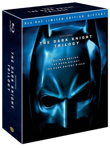 Dark Knight Trilogy Dark Knight Trilogy Lmtd Ed. Nr 3 Br