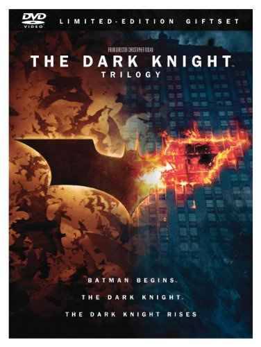 Dark Knight Trilogy Dark Knight Trilogy Lmtd Ed. Nr 3 DVD