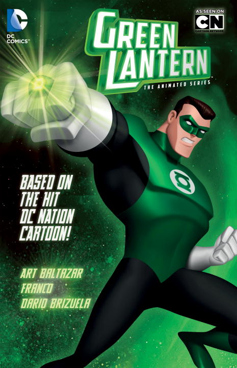 Art Baltazar Green Lantern The Animated Series