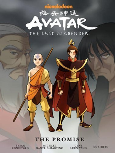 Gene Luen Yang Avatar The Last Airbender The Promise Library Edition