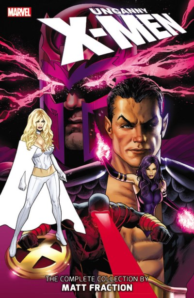 Matt Fraction Uncanny X Men The Complete Collection By Matt Fraction Volume