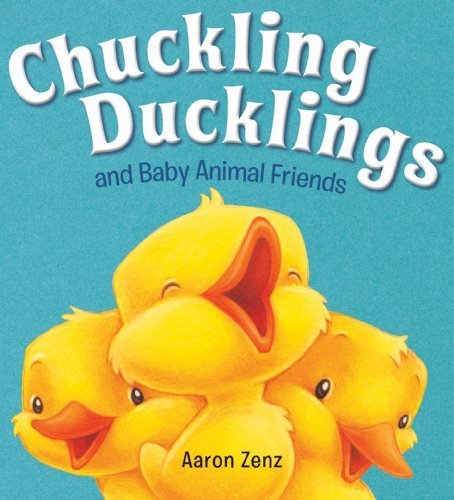 Aaron Zenz Chuckling Ducklings And Baby Animal Friends
