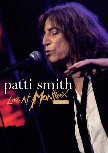 Patti Smith Live At Montreux 2005