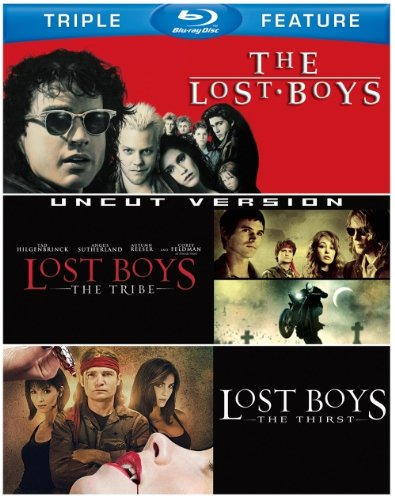 Lost Boys Lost Boys The Tribe Lost Boys Lost Boys The Tribe Blu Ray Ws Nr 3 Br