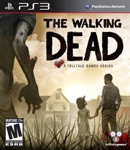 Ps3 Walking Dead U & I Entertainment M