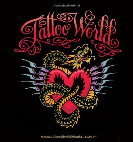 Marisa Kakoulas Tattoo World