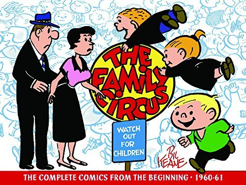 Bil Keane Family Circus Vol. 1 1960 1961