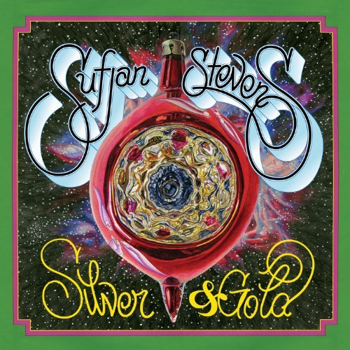Sufjan Stevens Silver & Gold (box Set) 5 CD