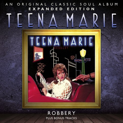 Teena Marie Robbery Expanded Edition Import Gbr