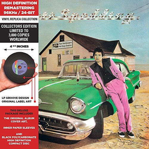Chris Spedding Chris Spedding Deluxe Vinyl Replica Lmtd Ed.