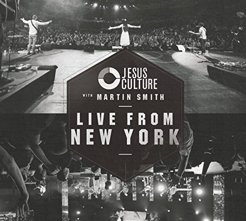 Jesus Culture Live From New York 2 CD Digipak