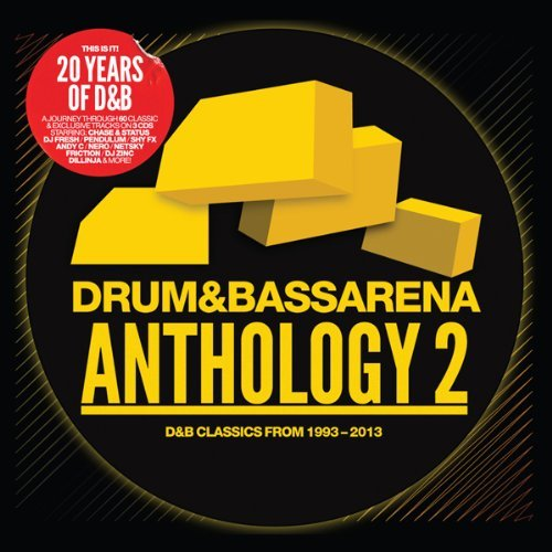 Drum & Bass Arena Anthology Vol. 2 Drum & Bass Arena Antho 3 CD