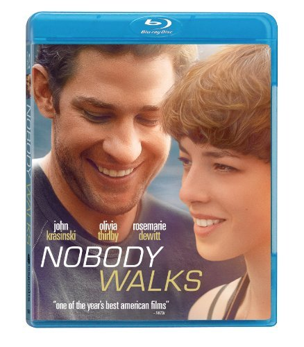 Nobody Walks Krasinski Thirlby Mcdermott Blu Ray Ws R