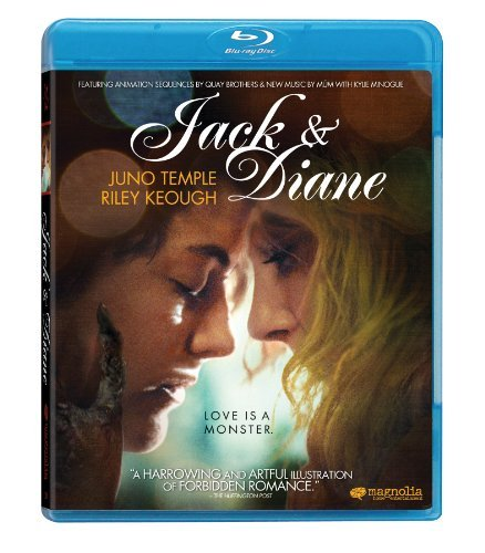 Jack & Diane Temple Keough Minogue Blu Ray Ws R