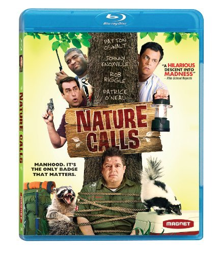 Nature Calls Oswalt Knoxville Riggle Blu Ray Ws R