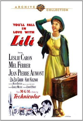 Lili (1953) Caron Ferrer Aumont Made On Demand G