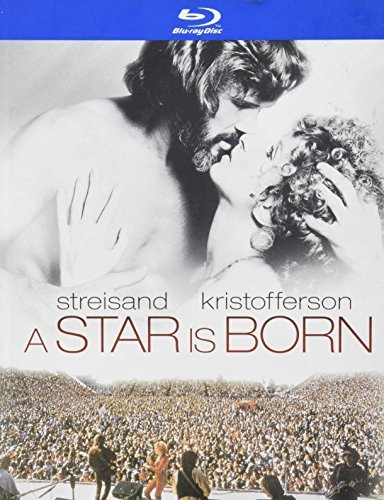 Star Is Born (1976) Streisand Kristofferson Blu Ray Book Ws R
