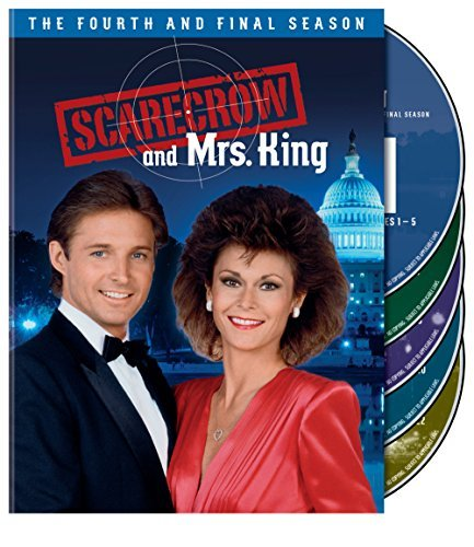 Scarecrow & Mrs. King Scarecrow & Mrs. King Season Season 4 Nr 5 DVD
