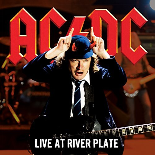 Ac Dc Live At River Plate Color Disc.Lmtd Ed. 3 Lp