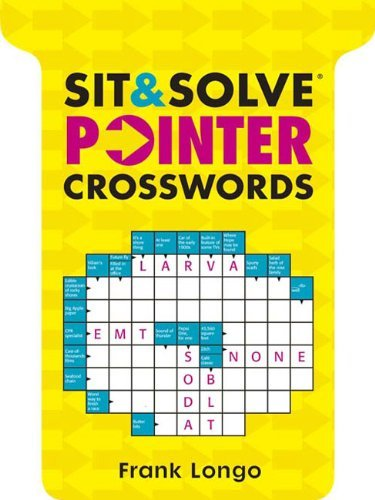 Frank Longo Pointer Crosswords