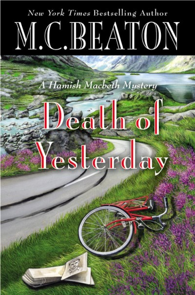 M. C. Beaton Death Of Yesterday New