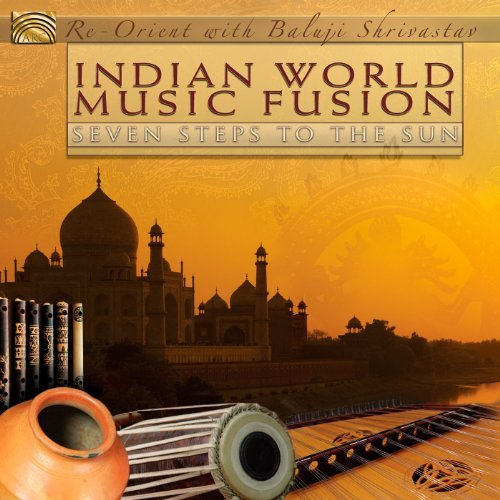 Re Orient Shrivastav Indian World Music Fusion Seve