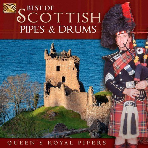 Queen's Royal Pipers Best Of Scottish Pipes & Drums