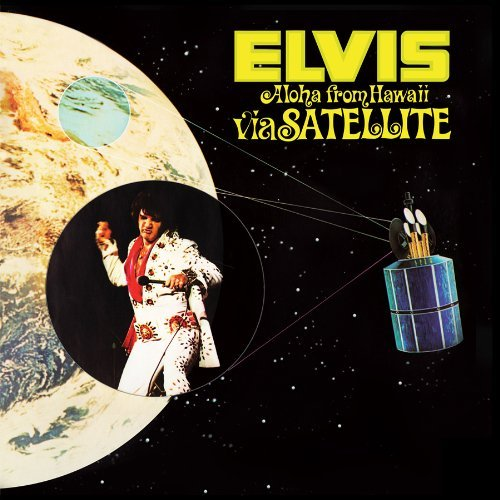 Elvis Presley Aloha From Hawaii Via Satellit 180gm Vinyl
