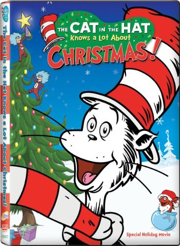 Knows A Lot About Christmas! Cat In The Hat Nr