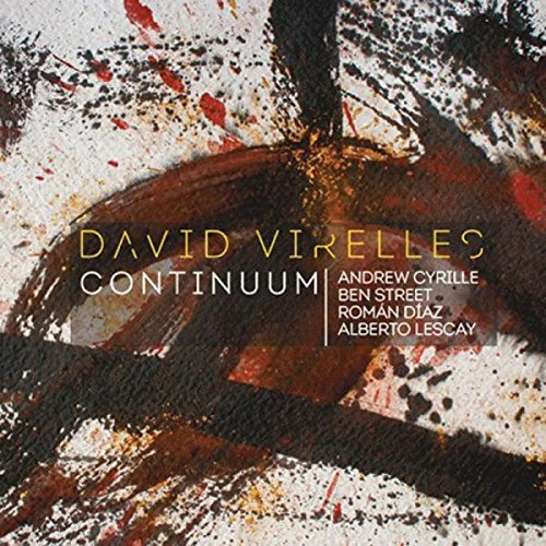 David Virelles Continuum Lp Jacket