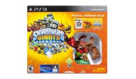 Ps3 Skylanders Giants Portal Owners Pack Does Not Include Portal