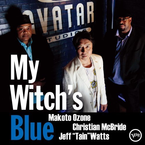 Ozone Watts Mcbride My Witch's Blue My Witch's Blue