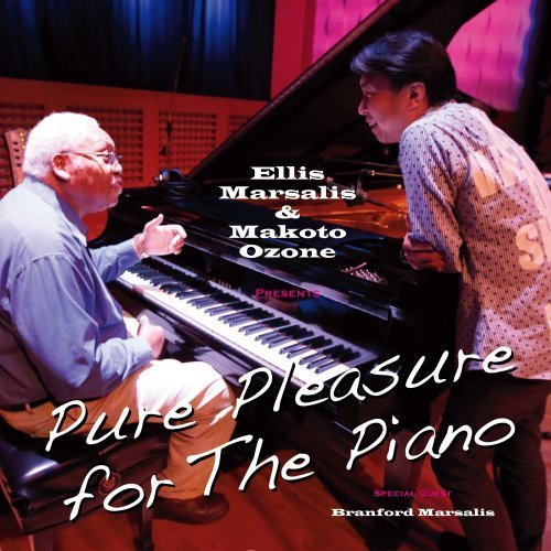 Marsalis Ellis Ozone Makoto Pure Pleasure For The Piano Pure Pleasure For The Piano