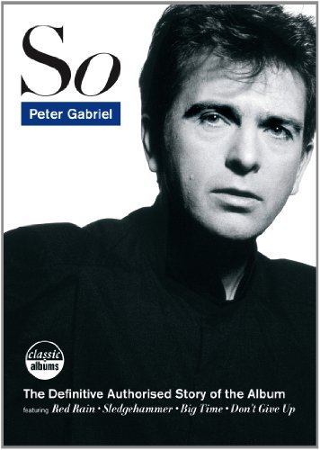 Peter Gabriel Peter Garbiel So Classic Album Nr