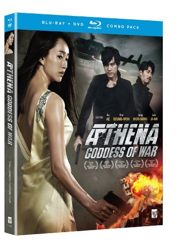 Athena Goddess Of War Movie Athena Goddess Of War Movie Blu Ray DVD Nr