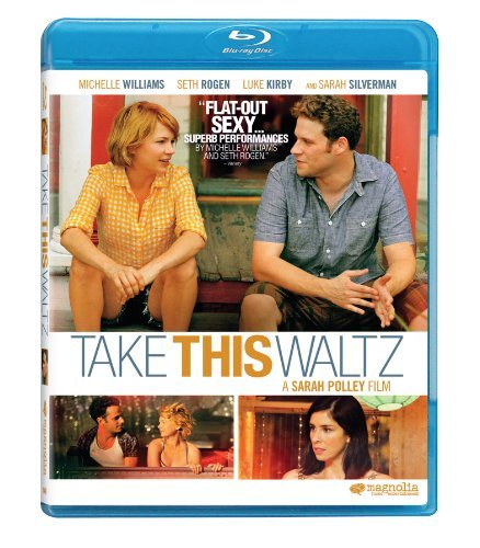 Take This Waltz Williams Kirby Silverman Blu Ray Ws R