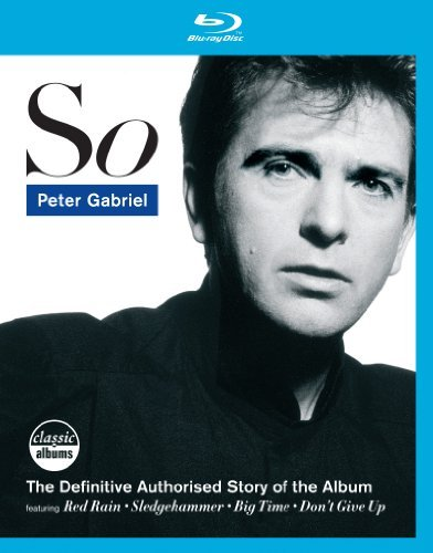 Peter Gabriel Peter Garbiel So Classic Album Blu Ray Nr
