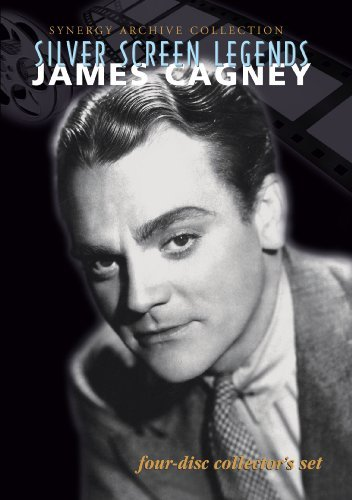 Silver Screen Legends Cagney James Bw Nr 4 DVD
