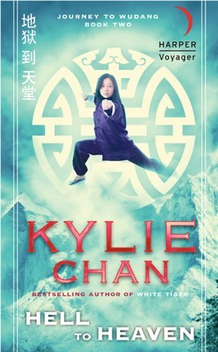 Kylie Chan Hell To Heaven