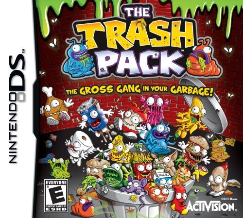 Nintendo Ds Trash Packs Activision Publishing Inc. E