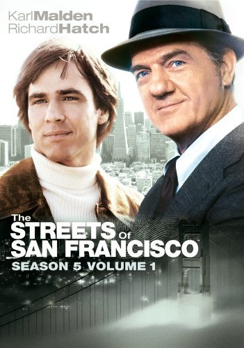 Streets Of San Francisco Season 5 Vol. 1 Nr 3 DVD