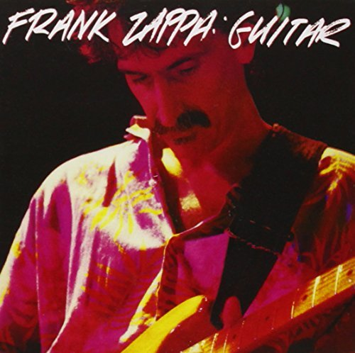 Frank Zappa Guitar 2 CD