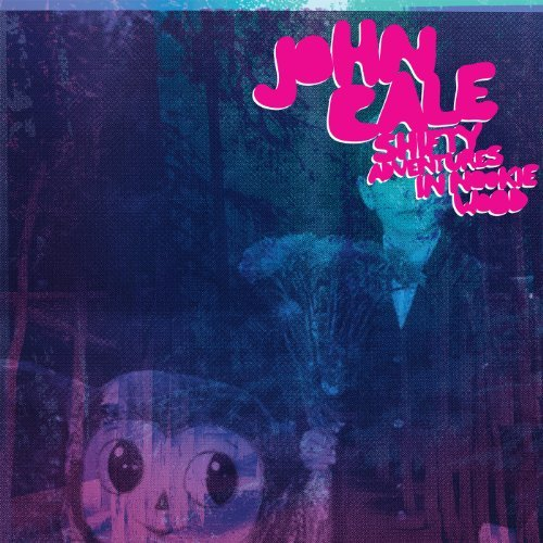 John Cale Shifty Adventures In Nookie Wo