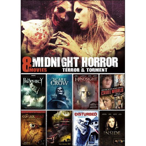 Midnight Horror Collection Terror & Torture 8 Film Nr 2 DVD