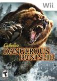 Wii Cabelas 2013 Dangerous Hunts Activision Publishing Inc. T