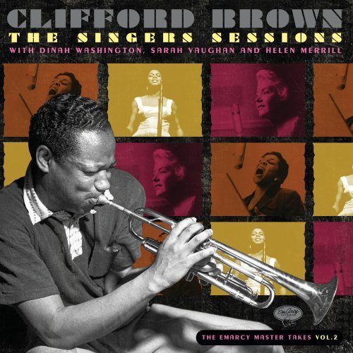 Clifford Brown Singers Sessions With Dinah Wa Feat. Dinah Washington Sarah V 3 CD