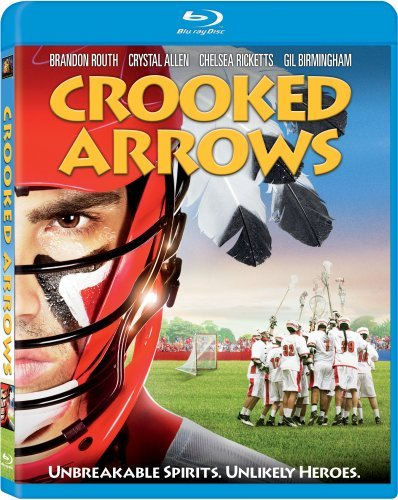 Crooked Arrows Routh Brandon Blu Ray Ws Pg13