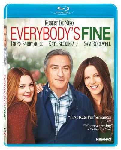 Everybodys Fine De Niro Barrymore Beckinsale Blu Ray Ws Pg13