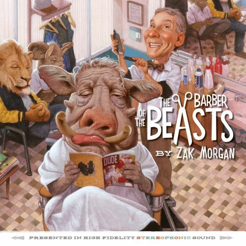 Zak Morgan Barber Of The Beasts