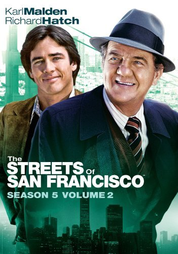 Streets Of San Francisco Season 5 Vol. 2 Nr 3 DVD